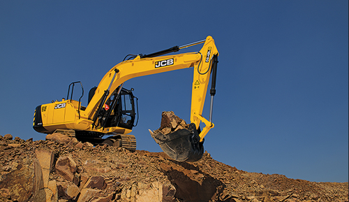 JCB JS 140 Tracked Excavator - View Specifications & Details of Jcb