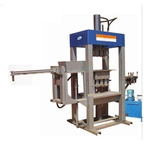 Radhey Krishan Industries - Manufacturer of Fly Ash Brick Making