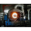 Aluminum Melting Rotary Furnace Machine
