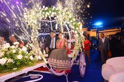 Bride Entrance Event