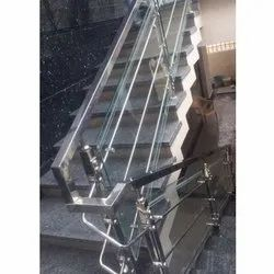 SS Design Stair Railing