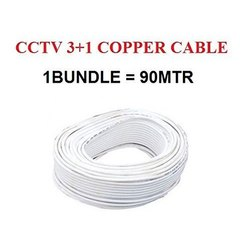CCTV 3 Plus 1 Copper Cable
