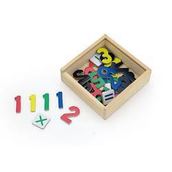 Magnetic Numbers Educational Toys