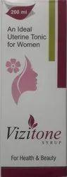 Tonic VIZITONE, FOR WOMEN, Packaging Size: 200 Ml Bottle