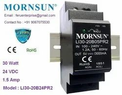 LI30-20B24PR2 Mornsun SMPS Power Supply
