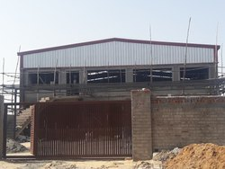 A Type And Lean Type Steel Industrial Shed Construction Services, in Chennai
