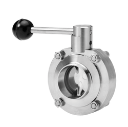 Pressure Butterfly Valve, Size: 40 To 400mm