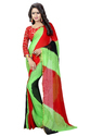 Fancy Chiffon Saree With Blouse Piece