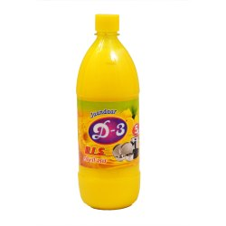 D-3 DLS Dish Wash Gel, Packaging Type: Plastic Bottle, Packaging Size: 1 Liter