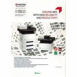40 Ppm Laserjet Kyocera 2040 Multifunction Printer