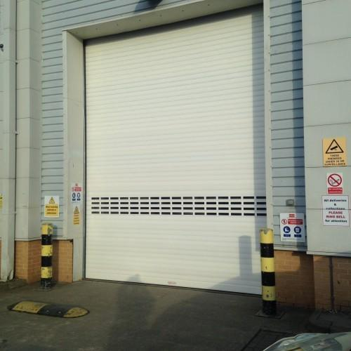 High-Speed Roll Doors Albany RP2000