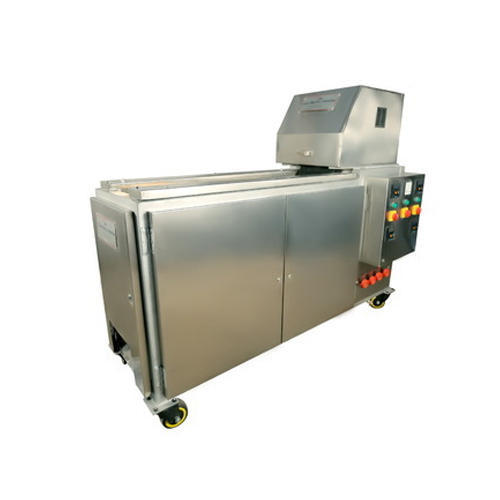 AAR BEE Industries Two conveyor stainless steel Chapatti Making Machine