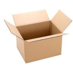 Corrugated Paper Plain Industrial Packaging Boxes