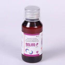 Ambroxol Hydrochloride 15mg Terbutaline Sulphate125mg Guaiph