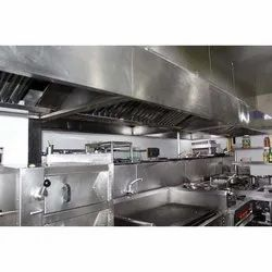 Kitchen Exhaust Ducting