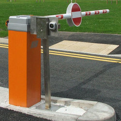 Automatic Traffic Boom Barrier