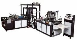 2 - 5 Ply Non Woven Face Mask Making Machine - Speed: 12000 Pcs Per Hour