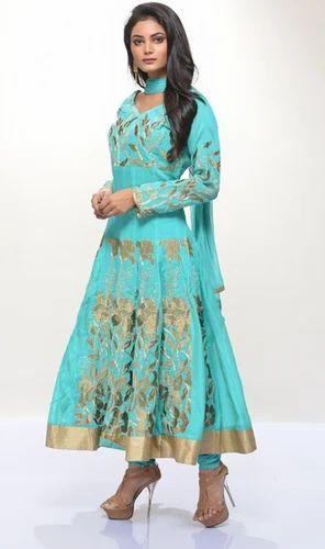 Designer Cotton Salwar Suit Adi20001 At Rs 2852 Piece Cotton