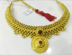 Thushi Or Galsari Designer Necklace
