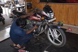180CC And Above Bikes Regular Repairing Services