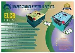 Digital ELCB With MCB