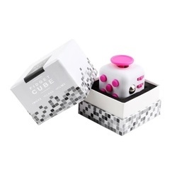Fidget Cube With Box