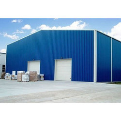 FRP Industrial Roofing Shed