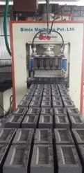 Fly Ash Bricks Making Machine With 8 Strocks