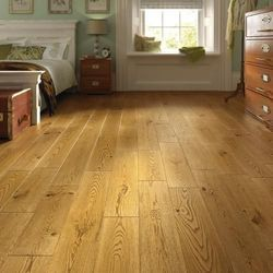 Preferred Solid Wood Flooring, Thickness: 18mm