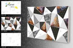 Marvel Gloss 250x375 Bathroom Wall Tiles, Thickness: 5-10 Mm