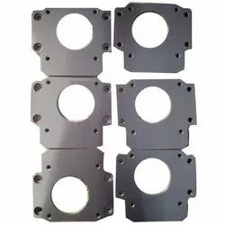 Microtech Industries Chrome MS Mounting Plates, Box