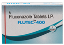Fluconazole 150/400 mg( Flutec- 150/ 400) Tablet