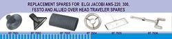 ELGI OHTC  Over Head Traveler Spares