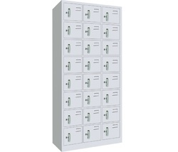 24 Doors Personal Storage Lockers