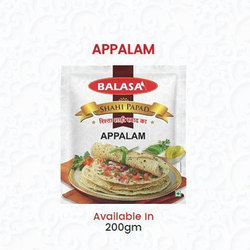 Fresh Appalam Papad