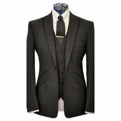 Mens Black Suit, Size: 34-42