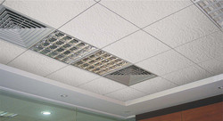 Cement Fiber Designer False Ceiling