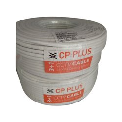 CP Plus White CCTV Camera Cable