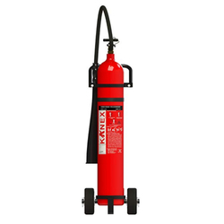 Kanex 6.5 Kg CO2 Fire Extinguisher