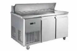 Prego 2 Door Salad Counter Chiller