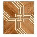 Ceramic Brown Vitrified Tiles, Size: 2 X 2 Feet