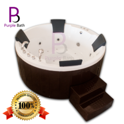 Whirlpool Jacuzzi Acrylic Bath Tub