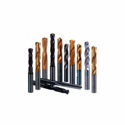 Straight Shank Solid Carbide Drills