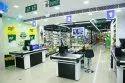 Super Bazaar Checkout Counter