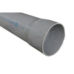 white PVC Finolex Agricultural Pipes, Thickness: 2 - 5 mm, Length of Pipe: 6m