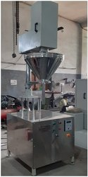 Manual Auger filler Spice Packing Machine