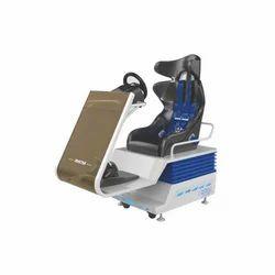 VR Racing Simulator Game Machine
