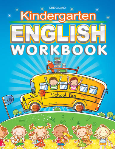 Kindergarten English Work Book