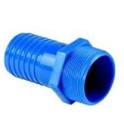 Plastic HOSE NIPPLE, Size: 3/4 Inch