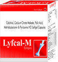 Calcitriol Calcium Citrate Maleate Folic Acid Methylcobalamin and Pyridoxine HCI Softgel Capsules